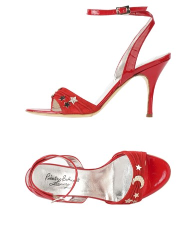 ROBERTO BOTTICELLI LUXURY Sandals Red 8grjDXN