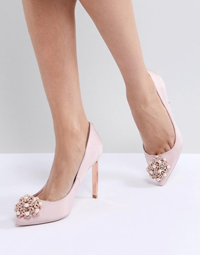 Light Peetch Baker Light Embellished Pink Ted Pink Shoes gY8wqzTT