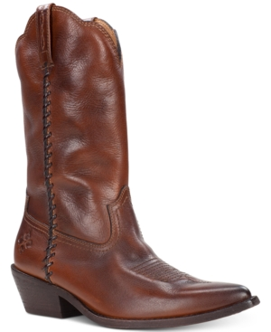 Patricia Nash Bergamo Boots Women's Shoes Whiskey 1kC62Lg
