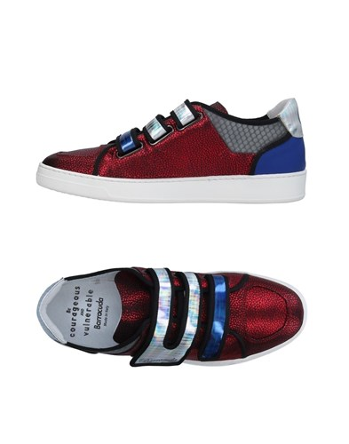 Barracuda Sneakers Red xpRrGb9a