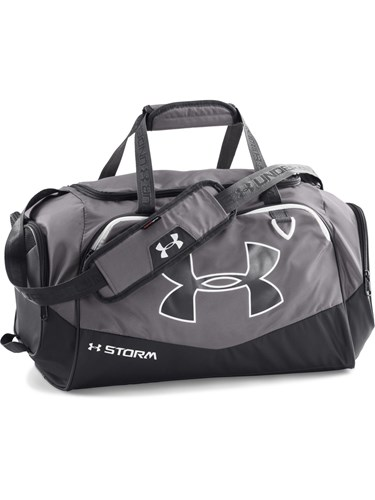 Under Armour Undeniable Synthetic Holdall Grey 0yn6jQayI