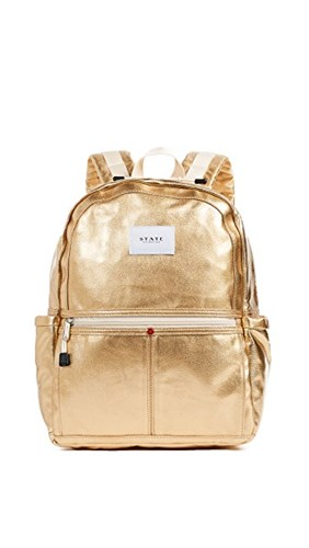 State Kane Backpack Backpack Gold Gold State Kane 60S6qwg