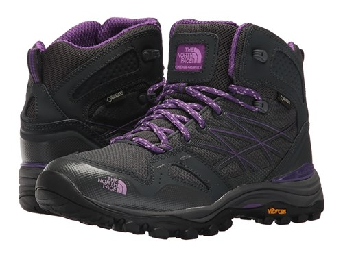 The North Face Hedgehog Fastpack Mid Gtx R Dark Shadow Grey Violet Tulle Women's Shoes Dark Shadow Grey Violet Tulle IHUrYVA