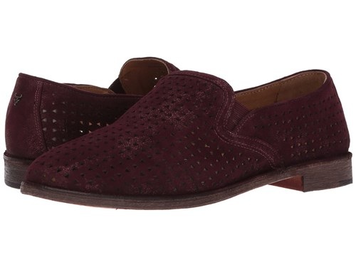 On Trask Ali Burgundy Perf Shoes Wine Slip qa6HaCFw