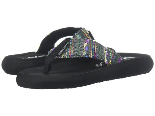 Maker Merry Rocket Spotlight Comfort Black Dog Sandals qzzP7WwCB