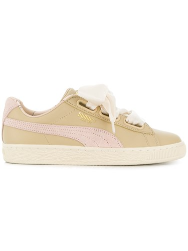 Puma Top And Nude Neutrals Sneakers Low SSPUn8