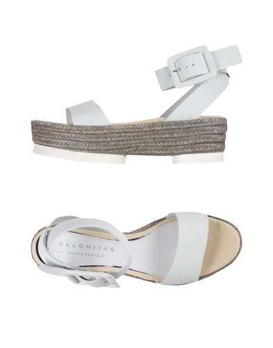 Palomitas By Paloma Barcelo Sandals White 7MmxIy2So