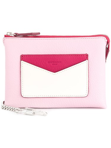 Pouch Givenchy Purple And Duetto Pink XZWB8AWz
