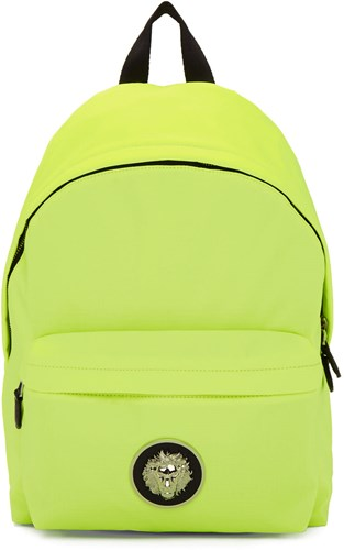 Yellow Yellow Backpack Nylon Neon Neon Nylon Backpack Backpack Nylon Versus Neon Neon Versus Yellow Versus Versus Yellow aqAOwaP
