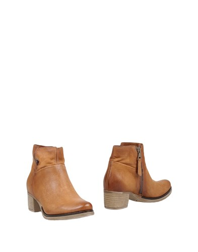 Mjus Brown Ankle Boots Mjus Ankle rgqgX8Rw
