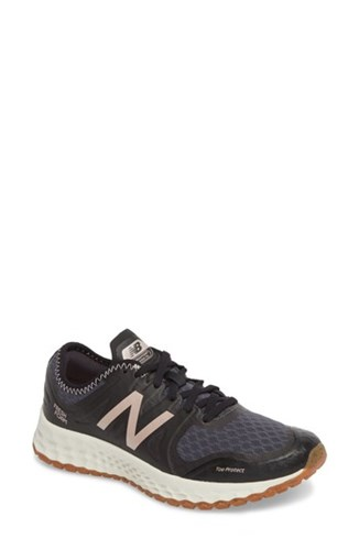 New Balance Fresh Foam Kaymin Trail Running Shoe Black rPaW5W6