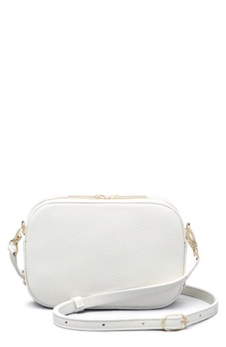 Suki amp; Bag Pop Lily Leather Camera White qFTwRP5x