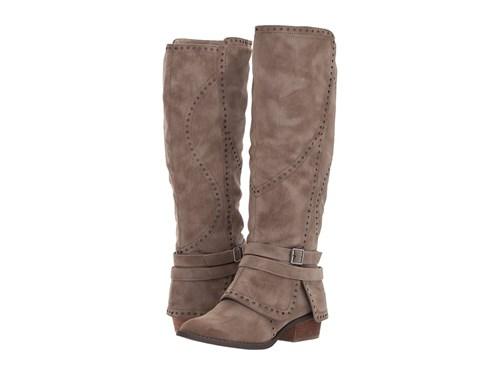 Not Rated Yoko Taupe Boots TzUmnOv