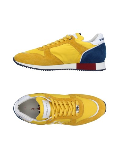 D'Acquasparta Sneakers Yellow i8Jy8lt