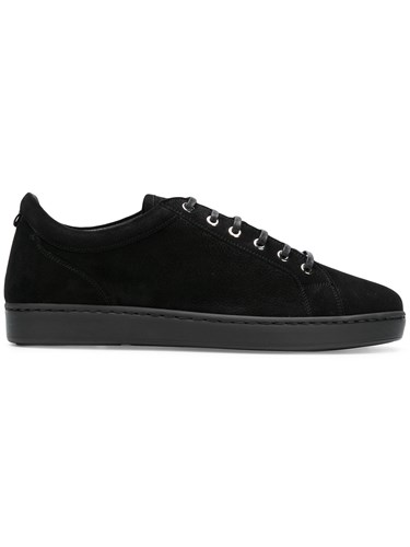 Kiton Lace Up Sneakers Black 5saHsWAabi