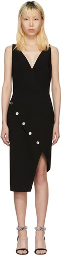 Altuzarra Black Marceau Dress HruU8hql