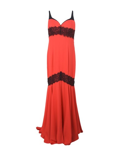 Long SOLOGIOIE Dresses Long Dresses Red Dresses SOLOGIOIE Long Red SOLOGIOIE Red CwnqRd8