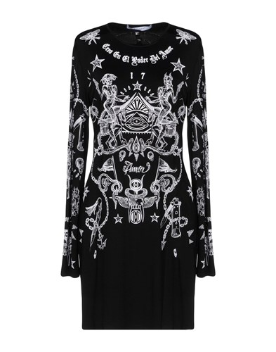 Givenchy Short Dresses Black irVUAgZR