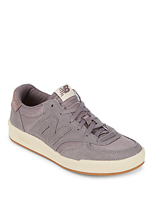 New Balance Lace Up Low Top Sneakers Blue Rain RKxGpqi