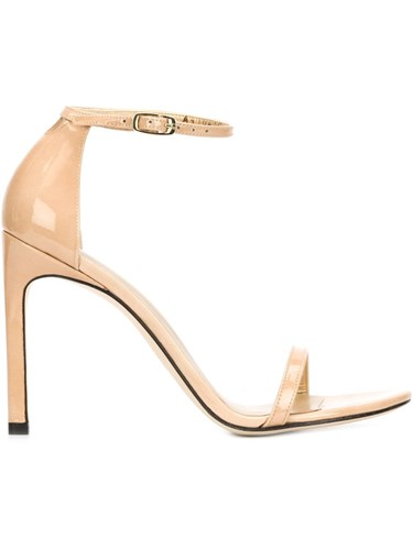Stuart And Nude 'Nudistsong' Weitzman Sandals Neutrals FqrFO0