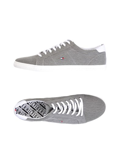 Sneakers Hilfiger Tommy Tommy Sneakers Grey Grey Tommy Hilfiger Hilfiger Pqwa07w