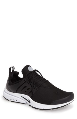 Nike Air Presto Essential Sneaker Black Black White Gn0tl7