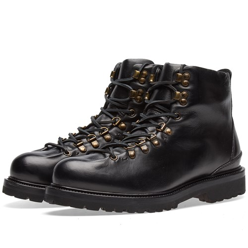 Buttero Canalone Hiking Boot Black NnGWax