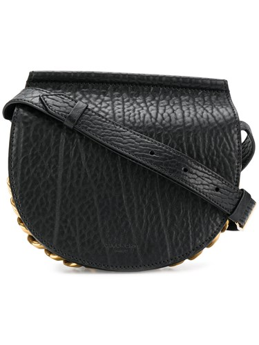 Givenchy Infinity Saddle Bag Black 6AdreiwEvK