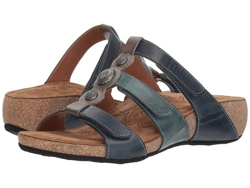 Navy Footwear Slide Multi Shoes Blue Taos About Time HPqZwgpZ