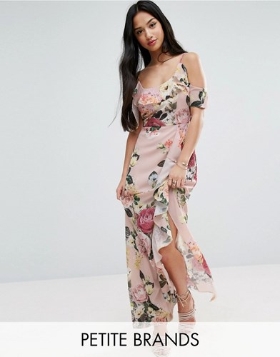 Dress Petite Miss Floral Maxi Selfridge Multi p6awIgqw