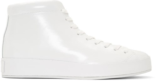 White Top Rb1 and Rag Sneakers Patent High Bone nOqYqwET