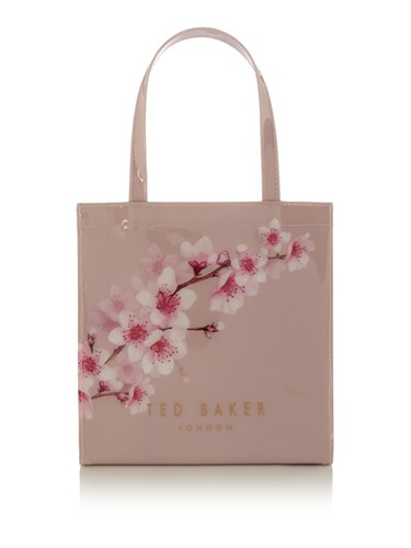 Ted Baker Lalacon Printed Small Bowcon Tote Bag Multi Coloured Multi Coloured k5GRxVPa2