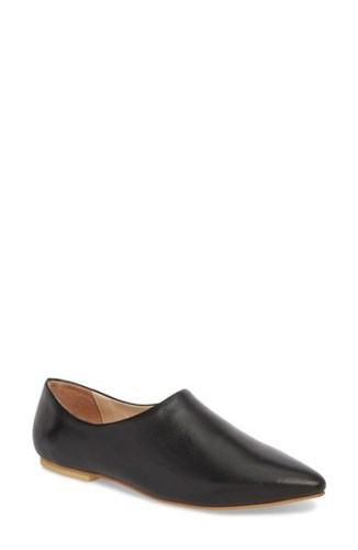 Coconuts by Matisse Dolce Flat Black Leather oZ4Of0qI
