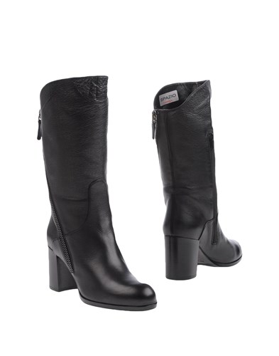 Ankle Boots SPAZIOMODA Ankle Black SPAZIOMODA Boots TxpaPwqp
