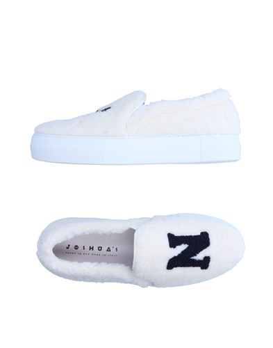 JOSHUA*S Footwear Low Tops And Sneakers White jeFR4ZhaV