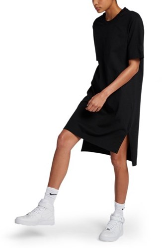 Essentials Black Women's Dress Nikelab T Black Shirt Nike qnvUgww