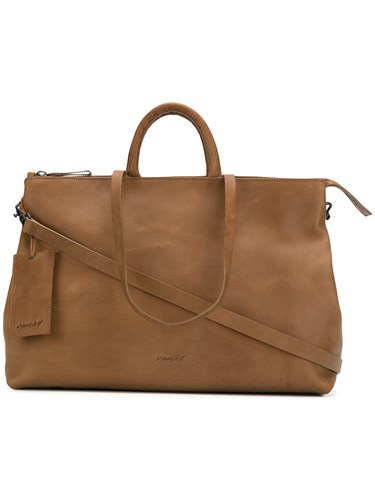 Marsèll Large Rectangular Tote Brown hOjCBYQKtk