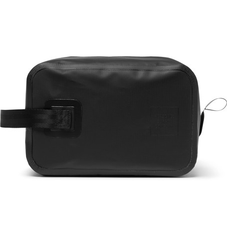 Herschel Supply Co Chapter Tarpaulin Wash Bag Black aLhqg