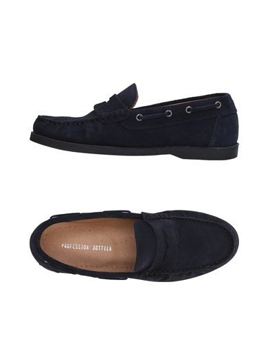 PROFESSION: BOTTIER Loafers Dark Blue EOWV5B