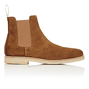 Common Projects Men's Chelsea Boots Yellow E3tySR