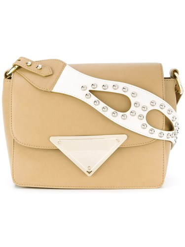Sara Battaglia Cara Shoulder Bag Nude Neutrals 2cYj3UZ