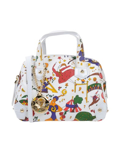 Piero Guidi Handbags White 42v9JoUV