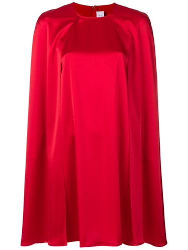 Gianluca Capannolo Loose Fit Dress Red d1WWm6q6o