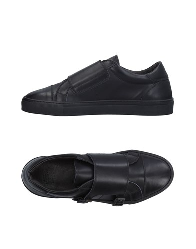 Low And Pantofola D'oro Tops Footwear Black Sneakers ZqxEA