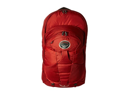 Osprey Farpoint 70 Jasper Red Backpack Bags fcBuh3l