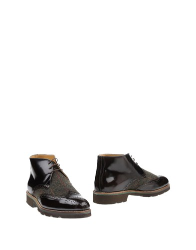 EL CABALLO Ankle Boots Dark Brown mGLYJqthJ
