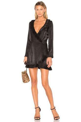 DELFI Lark Dress Black p7bcPQ
