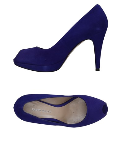Karen Millen Pumps Bright Blue wq50uMkm