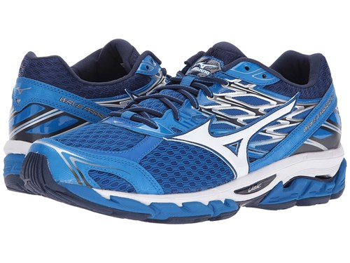 Imperial 4 Running White Shoes Wave Paradox Peacoat Men's Blue Mizuno w1FtRxqw