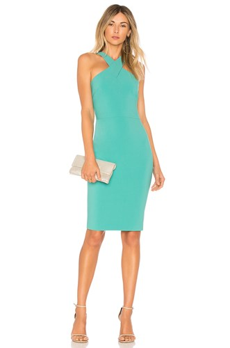 Likely Carolyn Dress Teal OfX8pQP